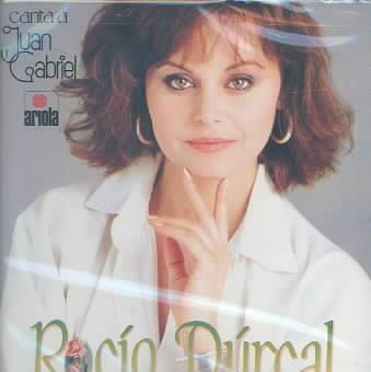 CANTA A JUAN GABRIEL BY DURCAL,ROCIO (CD)