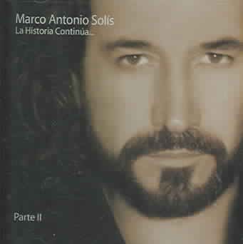 HISTORIA CONTINUA PARTE II BY SOLIS,MARCO ANTONIO (CD)