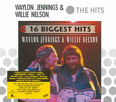 16 BIGGEST HITS BY JENNINGS,WAYLON (CD)